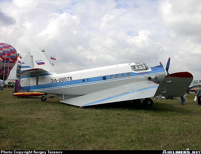 Ан-2 на войне