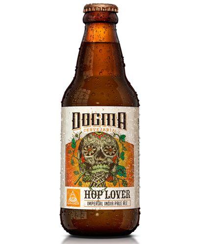 Cervejaria Dogma lança Hop Lover e Touro Sentado para os amantes de Lúpulo!