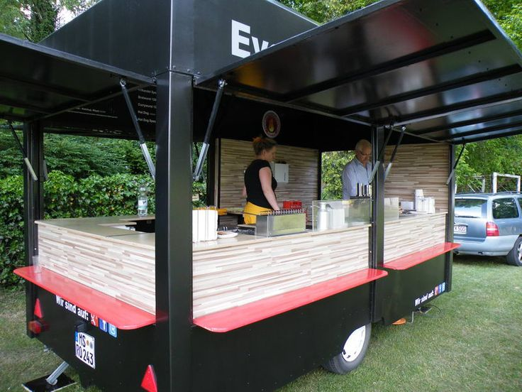 Our food trailer                                                                                                                                                                                 Mais