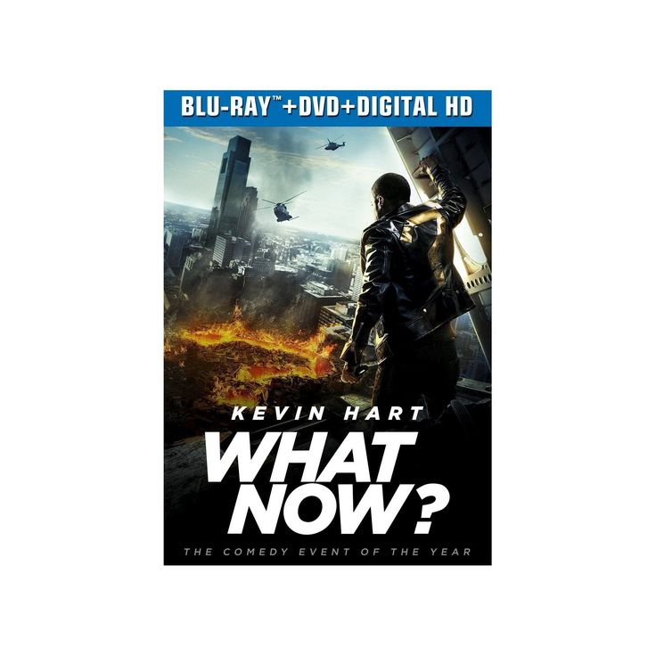 Kevin Hart: What Now? (Blu-ray + Dvd + Digital)