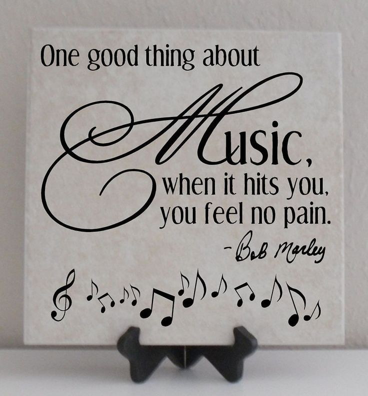 I love it!!:) another good thing is that when it does hit you, it's not likely to leave. Music is something that will stay with you forever! When you need it, it'll always be there to lift you up and make you feel better inside;)