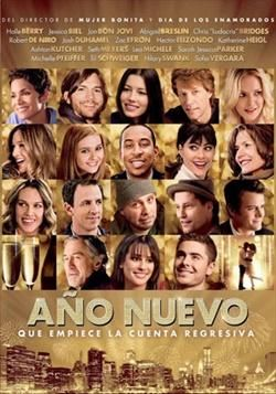 Ver película Año nuevo online latino 2011 gratis VK completa HD sin cortes descargar audio español latino online.