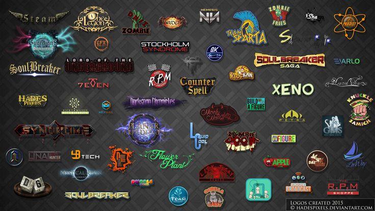 Logos Created 2015 by HadesPixels.deviantart.com on @DeviantArt
