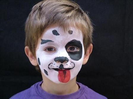 Maquillaje para niños Carnaval 2016 | Perrito