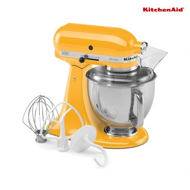 KitchenAid Artisan Series 4.8 L Tilt-Head Stand Mixer 5KSM150PSB