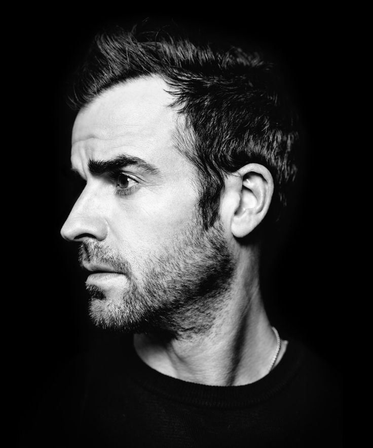 Justin Theroux (1971) - American actor, director and screenwriter. Photo © Jeff Vespa