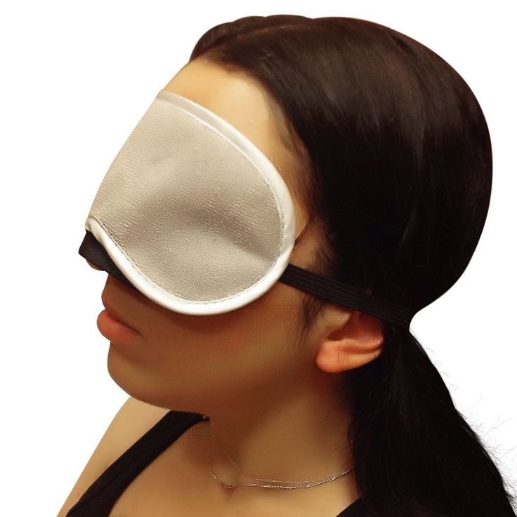 DOUBLE CLICK ON ANY IMAGE FOR DETAILS - Amazon.com : #1 Sleeping Eye Mask - Sleep Well(tm) Luxury Satin Eyemask with Ear Plugs Beauty Set From Fortune Bliss(tm) USA on Sale - Best Cute Dream Masks with Reduce Noise Earplugs for Day, night, go Travel / Perfect for Men, women, children, girls, kids in Grey Cotton [Front] and Black Silk [Back]+ebook : Beauty