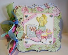 dovecraft forget me not paper ideas - Google Search