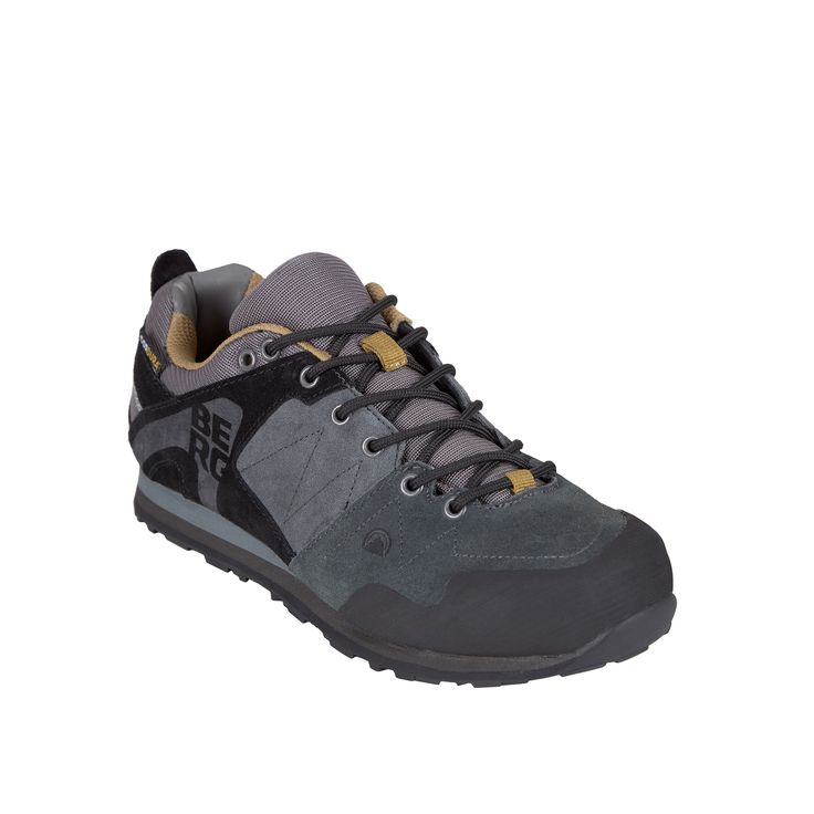Approach shoe inspired, this highly resistant sneaker made with Cordura® is ideal for low-medium technical trails and urban treks.
