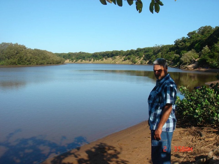 The lagoon where I spent my childhood - Mtunzini, South Africa