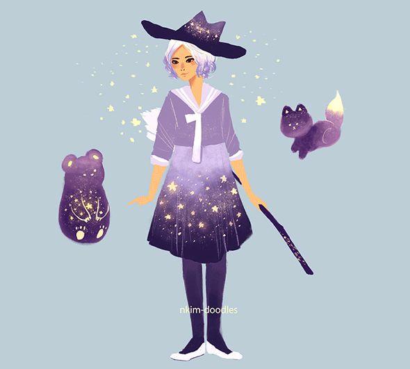 Night Star Witch