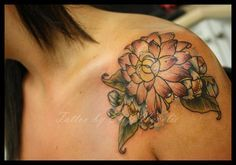 Jasmine Passion Flower Tattoo Pictures to Pin on Pinterest