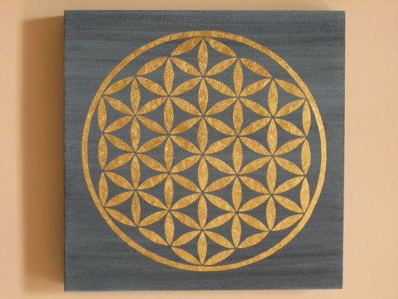 VIDA Leather Accent Tag - Geometric Mandala by VIDA 8rfsGn