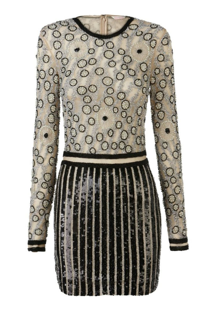 So much detail and class. Gorgeous and extravagant. 'Extraordinary Measures' dress by Sass and Bide.