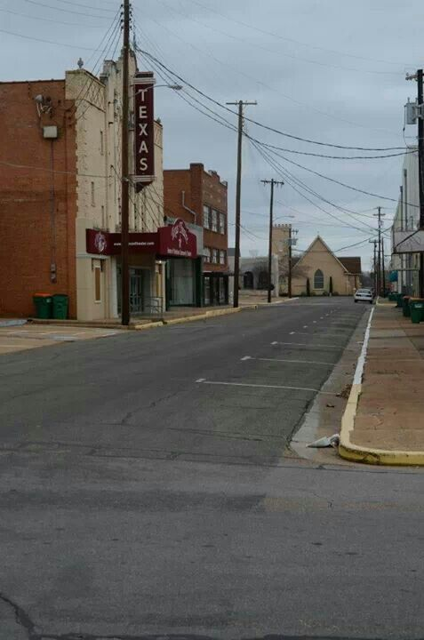 Texas Theater in Palestine. | Locations - Palestine, Texas ...