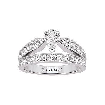 ジョゼフィーヌ - CHAUMET(ショーメ)の婚約指輪(エンゲージメントリング)ハイブランドのエンゲージリング・婚約指輪まとめ一覧。