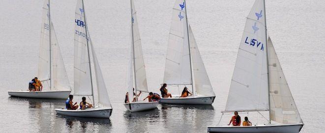 Sail Regatta's have been a part of Tamakwa for generations!