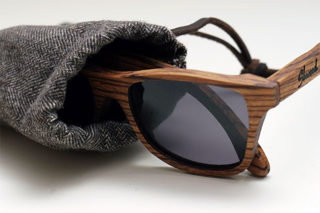 Ever since Shwood eyewear's inception back in 2009, the Canby has been the brand's flagship model, pairing a classic wayfarer silhouette with a selection of luxurious and exotic hardwoods. With highly-skilled craftsmen producing the frames in-house, the Portland-based company keep wood manipulation to a minimum, showcasing the medium's