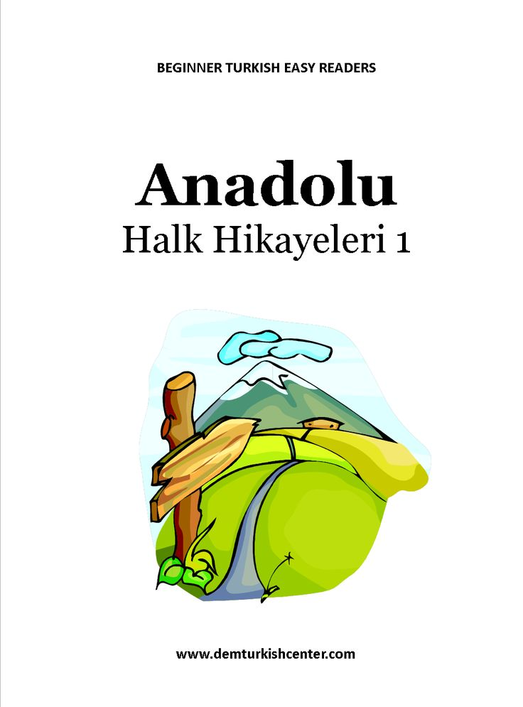 #learn #turkish #language for beginners - Anatolian Folk Tales 1