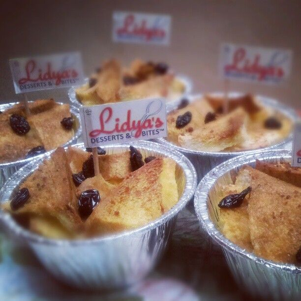 Bread pudding by lidyaop