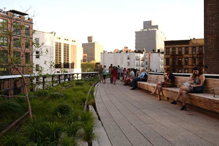 Buon Compleanno High Line | Blog Roomore