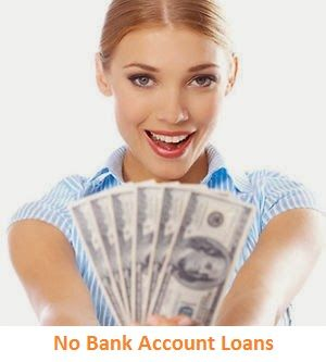 #NoBankAccountLoans are short term monetary assistance that borrowers can obtain without undergoes any documents verification process. They can avail these financial services whether they have a checking account or not. www.paydayloansnobankaccount.com