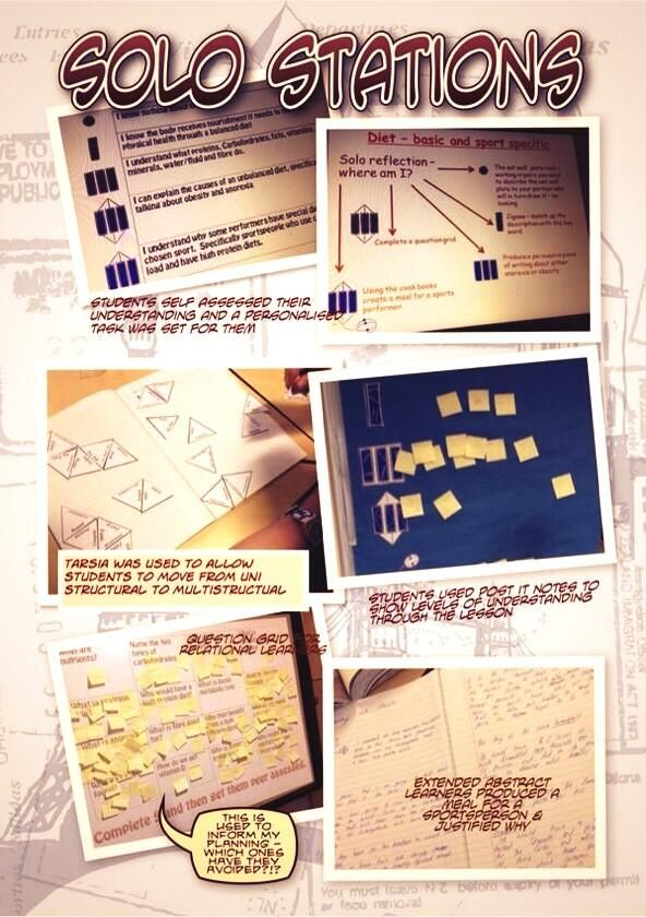 """Ben on Twitter: """"LESSON AT A GLANCE - solo stations & solo differentiated tasks. Please share, use, develop! #edchat #soloarmy http://t.co/w34jPVJBmm"""""""