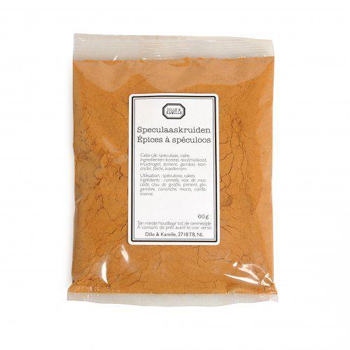 Speculaaskruiden, 60 gram