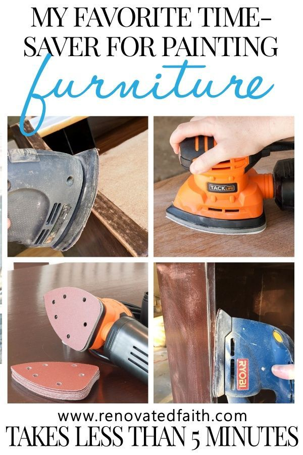 Best Sanders For Wood Furniture August 2020 Sander Buying Guide Wood Furniture Refinishing Cabinets Refinishing Furniture