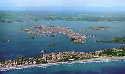 Lido de Venezia, Venice Lido.