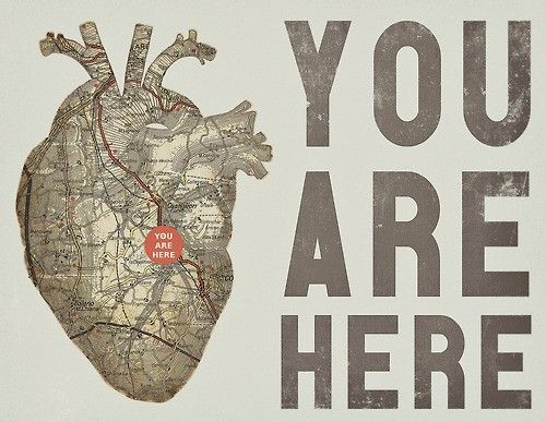 You are here <3