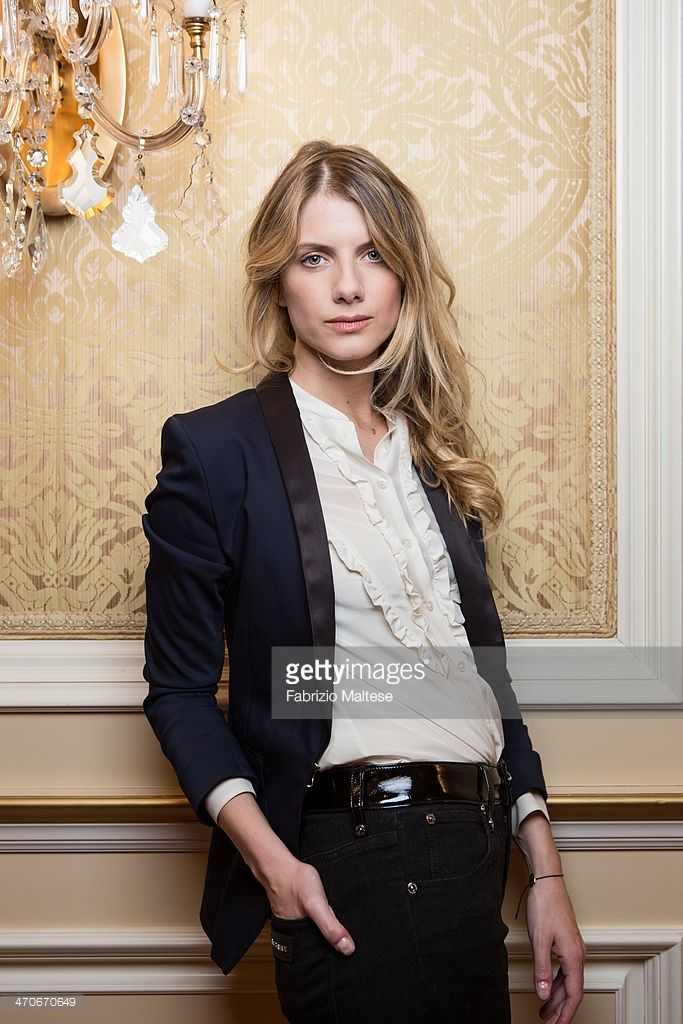 Actress Melanie Laurent is photographed for Self Assignment on February 12, 2014 in Berlin, Germany.