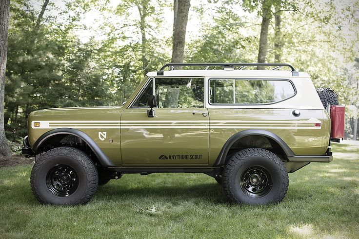 NEMO:Anything Scout International Harvester Scout 4x4 6