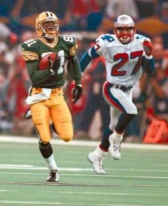 Top 10 Unlikely Super Bowl MVPs -  Desmond Howard, Green Bay Packers, Super Bowl XXXI