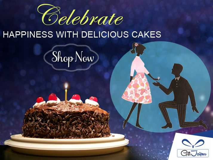 Every time I look at you, my heart misses a beat.Make your #Beloved Extra special by Yummy & Delicious #Cake - http://bit.ly/2hhJABe