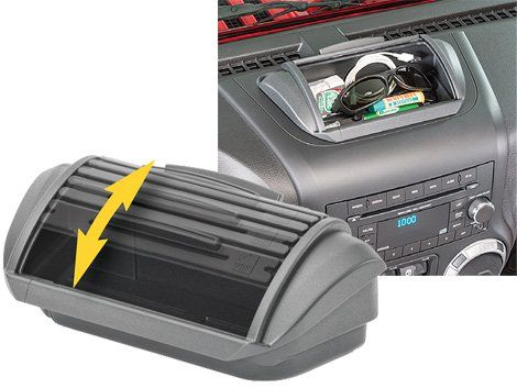 VDP Roll Top Dash Storage Console