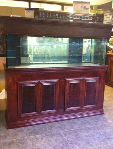 17 best images about fish tank cabinets on pinterest for Fish tank wood