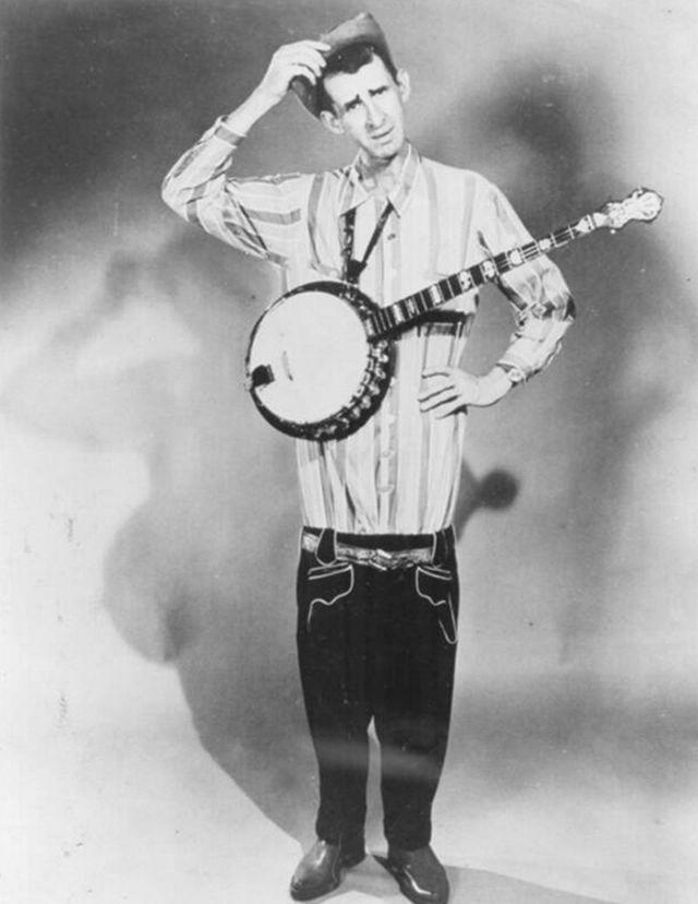 """David Stringbean Akeman : david, stringbean, akeman, David, """"Stringbean"""", Akeman, Pants, Before, Thing!, Country, Music, News,, Music,, Bluegrass"""
