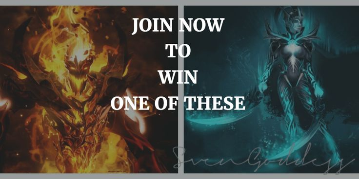 This is for SEA DOTA 2 Players who wanna join the competition! Sponsored by me! :)   #competition #join #DOTA2 #bloggers #arcana #SF #PA