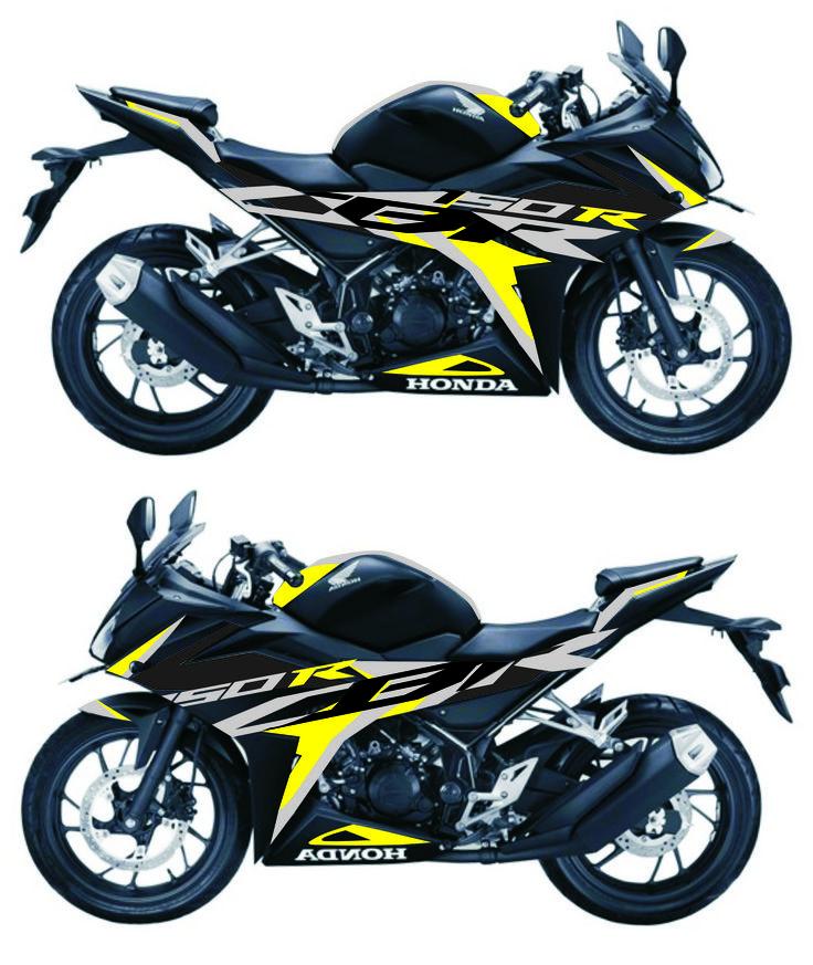 All New Honda CBR150R - Custom Stripe Concept