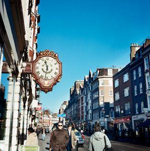 London Neighborhood Walk: Marylebone - Articles | Travel + Leisure