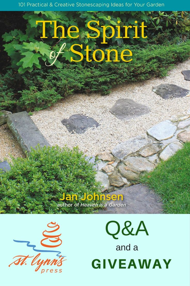 Q & A with Jan Johnsen, author of 'Spirit of Stone'