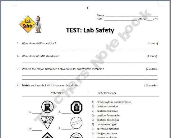 21 best images about Lab Safety/Labs on Pinterest | Metric system ...
