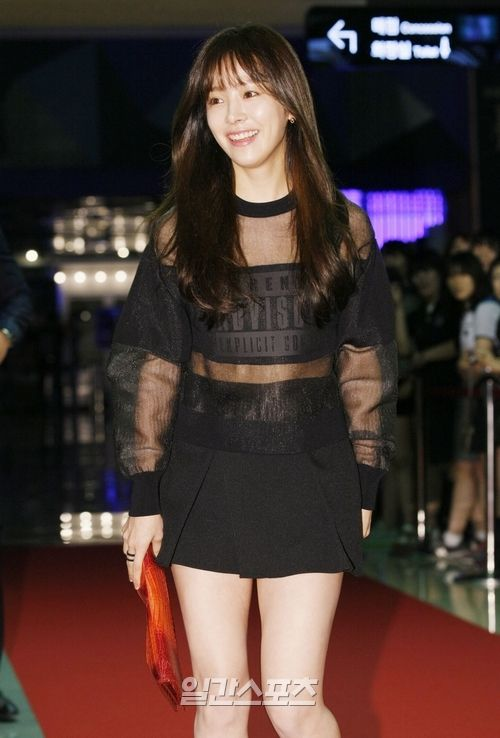 """[][2014.06.09] Han Ji Min at the """"For The Emperor"""" VIP Premiere"""