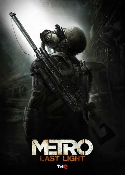 Metro: Last Light Art #thq _____________________________ Bildgestalter http://www.bildgestalter.net