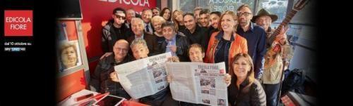 Spettacoli: #Edicola #Fiore: su #Sky Uno e Tv8 la rassegna stampa mattutina di Fiorello  ospiti ... (link: http://ift.tt/2d4Fqc9 )