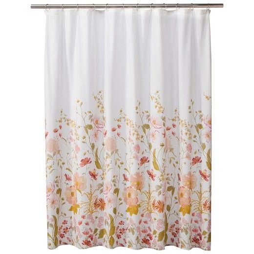 17 best images about bathroom decor on pinterest hand - Target bathroom shower curtain sets ...