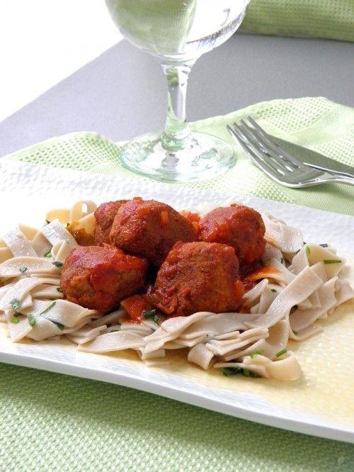 Tonhalas-csirkehúsos-paradicsomos tészta