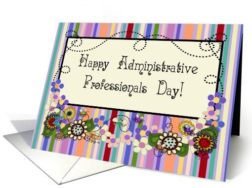 professional administrative day
