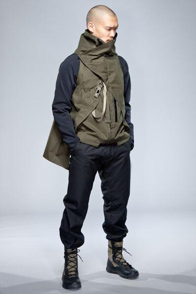Cyberpunk Fashion, ACRONYM